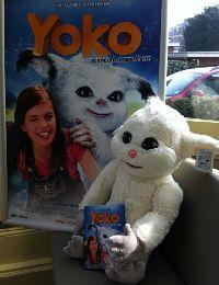 WIN een gratis knuffel van de film YOKO