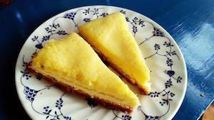 zelfgemaakte taart van KEEK