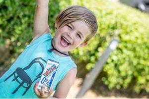Suikervrij drinken voor kinderen