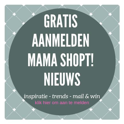 Gratis aanmelden mama shopt! nieuws
