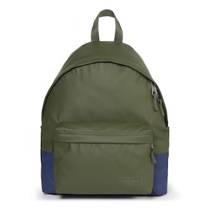 eastpak laptop tas legergroen