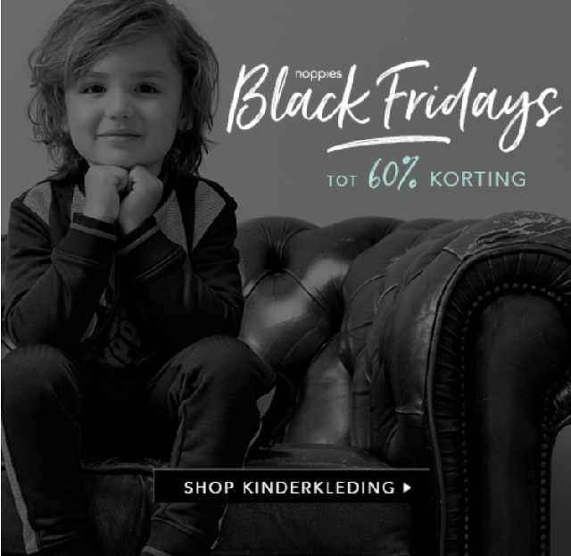Black Friday kortingen