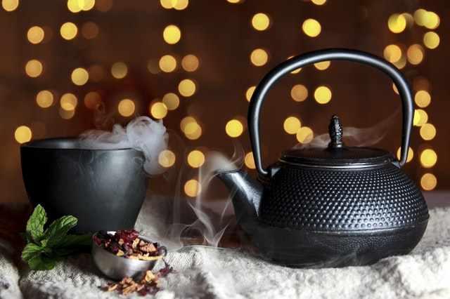 kopje thee doet wonderen